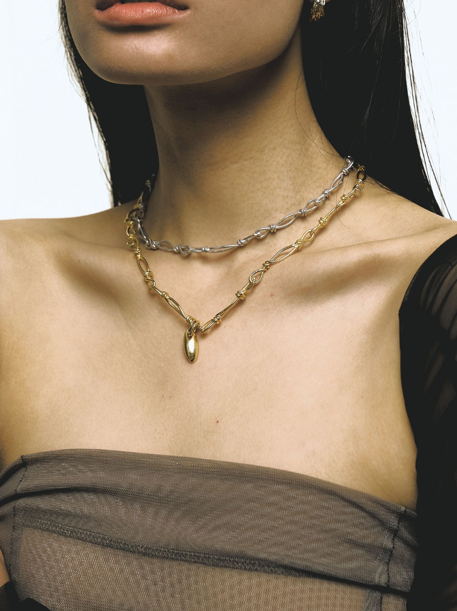 ANCIENT CHAIN NECKLACE III